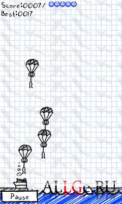 Parachute Panic - Паника на Парашюте