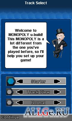 Monopoly U-Build (Russian) - Монополия. Строй (Русский язык)