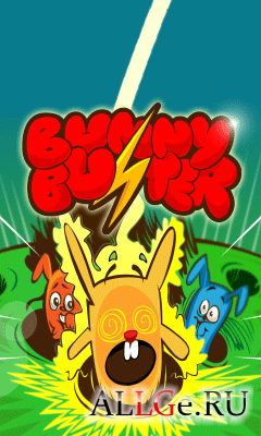 Bunny Buster - Кролик Бастер