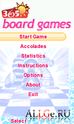365 Board Games 7 in 1