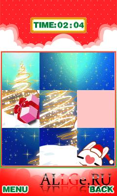 Xmas Puzzle & Bauble by Feel The Rabbit - Рождественский Паззл и Игрушка
