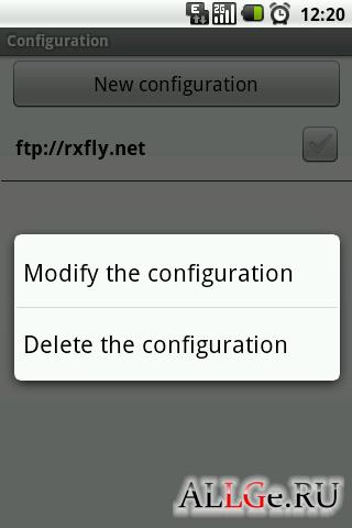 WM FTP client .apk