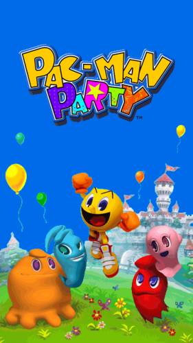 PAC-MAN Party by Namco (Russian)