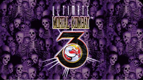 Ultimate Mortal Kombat 3 (Landscape) [Russian version] - Ультиматум Мортал Комбат 3 (Альбомная) [Русская версия]