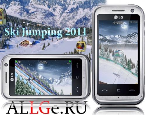 Ski Jumping 2011 (Landscape + Portrait) - Прыжки с трамплина 2011 (Альбомная + Портретная)