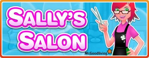 Sally's Salon (Landscape + Portrait) - Салон Салли (Альбомная + Портретная)