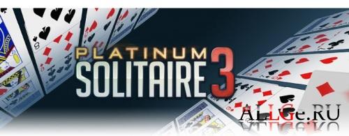 Platinum Solitaire 3 (Landscape) [Русская версия]
