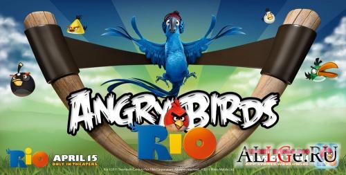 Angry Birds Rio .apk