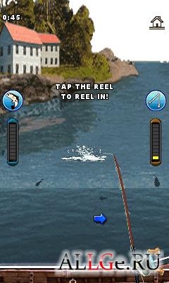 Bass Fishing Mania 3 - Рыбалка на Окуня 3