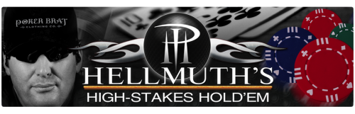 Phil Hellmuth's High-Stakes Hold'em
