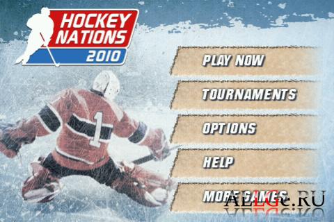 Hockey Nations 2010 .apk