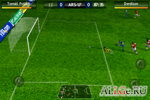 FIFA 10 .apk.
