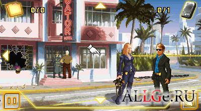 CSI: Miami 2 (Landscape) - CSI: Место преступления Майами. Эпизод 2 (Альбомная)