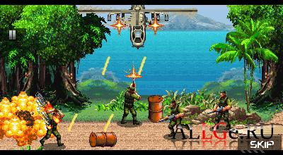 Modern Combat 2: Black Pegasus (Landscape) - Новая Битва 2: Черный Пегас (Альбомная)