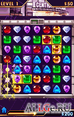 Diamond Twister - Бриллиантовый Ураган