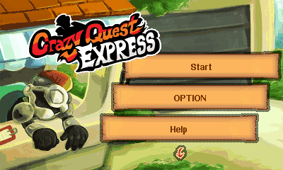 Crazy Quest Express (Landscape)