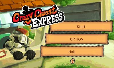 Crazy Quest Express (Landscape)