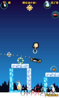 Crazy Penguin Assault