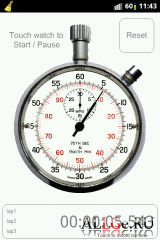 Ultimate Stopwatch