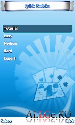 Solitair Sudoku Deluxe