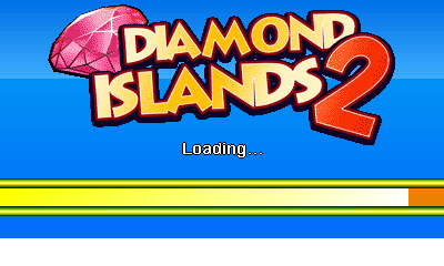 Diamond Islands 2 (Landscape)