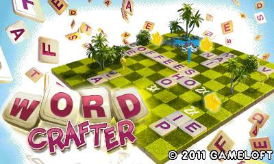Word Crafter (Landscape) - Мастер слов (Альбомная)