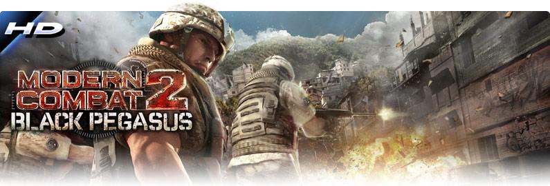 Скачать Modern Combat 2: Black Pegasus HD  apk [Tegra 2] - Новая