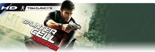 Tom Clancy's Splinter Cell Conviction HD .apk [Tegra 2]
