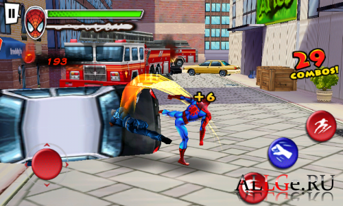 Spider-Man: Total Mayhem HD .apk [Tegra 2]