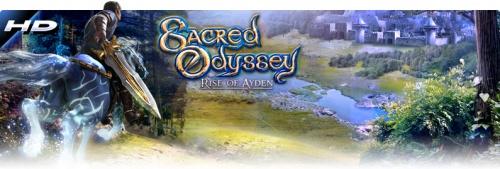 Sacred Odyssey: Rise of Ayden HD .apk [Tegra 2]