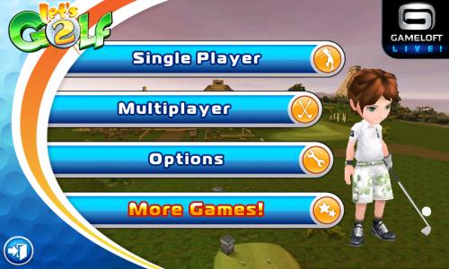 Let's Golf! 2 HD .apk [Tegra 2]