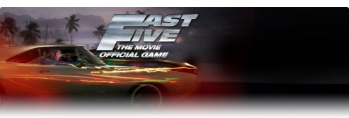 Fast Five the Movie: Official Game HD .apk [Tegra 2]