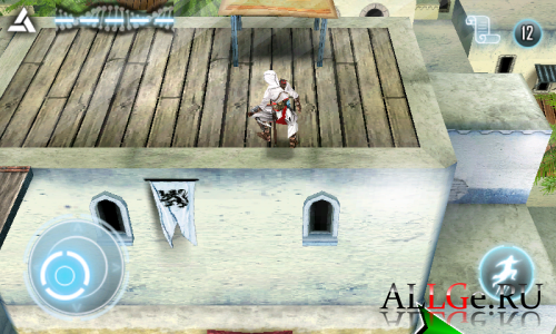 Assassin's Creed™ Altaïr's Chronicles HD .apk [Tegra 2]