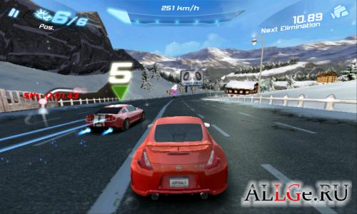 Asphalt 6: Adrenaline HD .apk [Tegra 2]