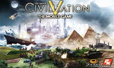 Sid Meier's Civilization V Mobile (Landscape)