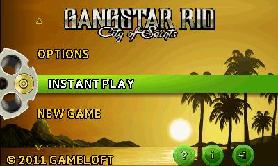 Gangstar 4 Rio: City of Saints (Landscape) - Гангстер Рио: Город Святых (Альбомная)