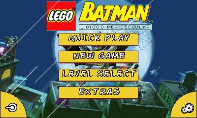 Lego Batman (Landscape) - Бэтмен из Лего (Альбомная)