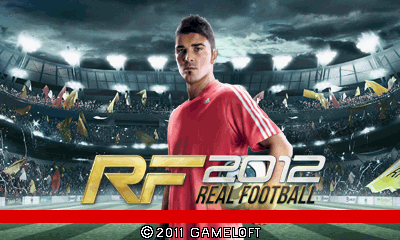 Real Football 2012 (Landscape)