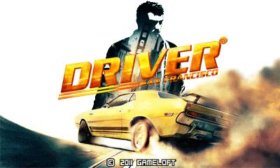 Driver San Francisco (Landscape) - Водитель из Сан-Франциско (Альбомная)