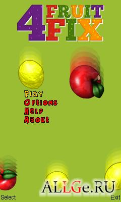 4 Fruit Fix - Фруктовый микс