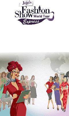 JoJo's Fashion Show 3: World Tour Express - Показ мод ДжоДжо 3: Мировое Турне