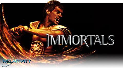 Immortals (Landscape) - Война Богов: Бессмертные (Альбомная)