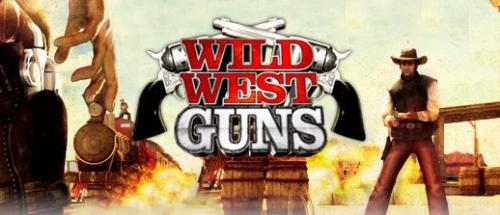 Wild West Guns (Landscape) - Оружие Дикого Запада (Альбомная)