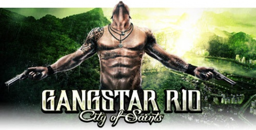 Gangstar 4 Rio: City of Saints (Landscape) - Гангстер Рио: Город Святых (Альбомная)