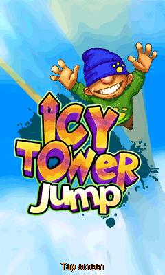 Icy Tower Jump - Прыжки по Ледяной Башне