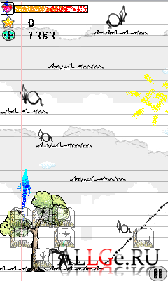 Doodle Escape - Побег Дудла