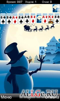 Christmas Solitaire 2 - Новогодние Пасьянсы 2