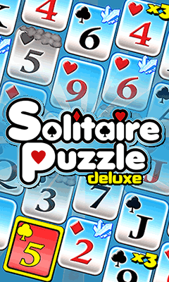 Solitaire Puzzle Deluxe - Логический Пасьянс Делюкс