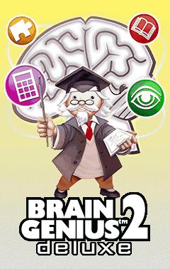 Brain Genius 2: Deluxe