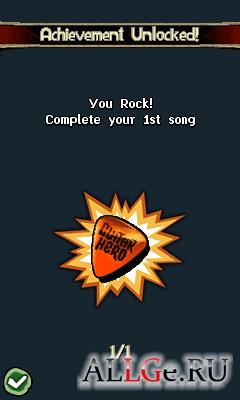 Guitar Hero Warriors of Rock Mobile More Music